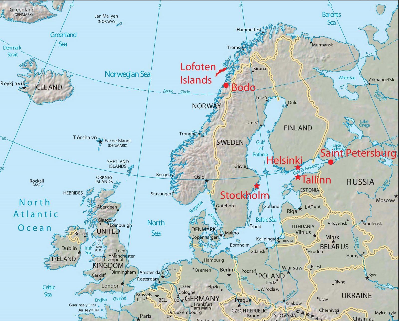 Debt Recovery Scandinavia