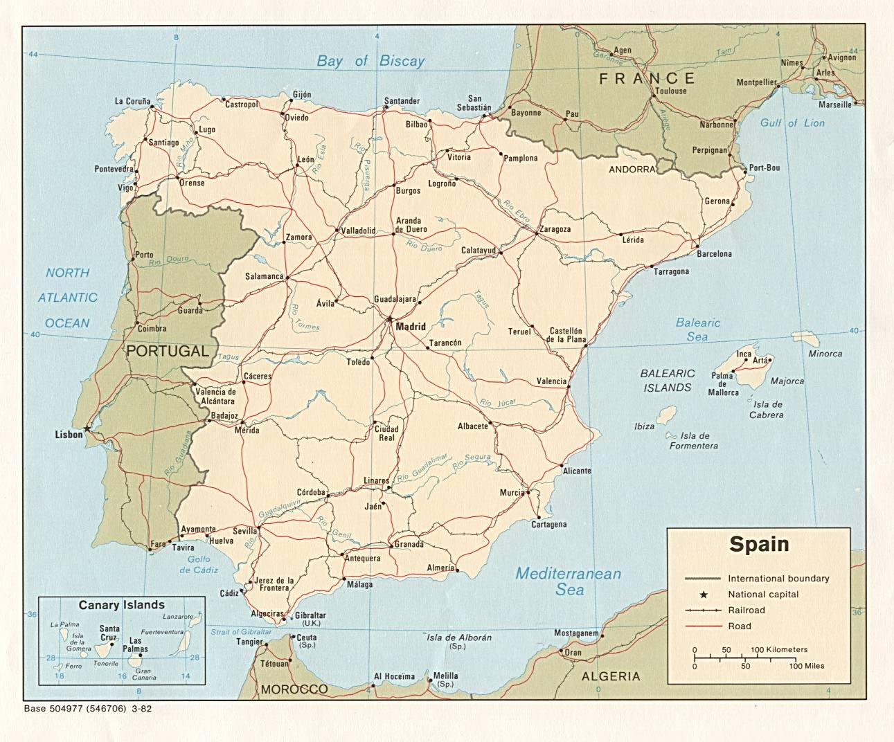 Spanish Debt Recovery